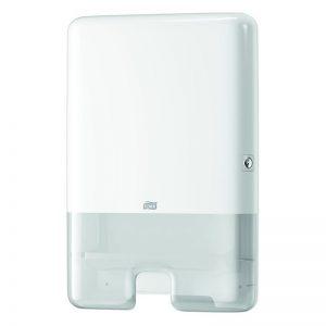 Distributeur essuie mains H2 blanc