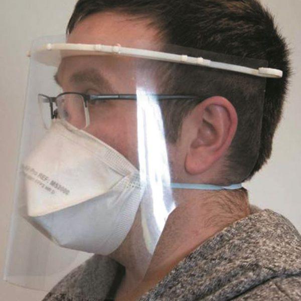 Carton de 50 Ecrans facial anti projection