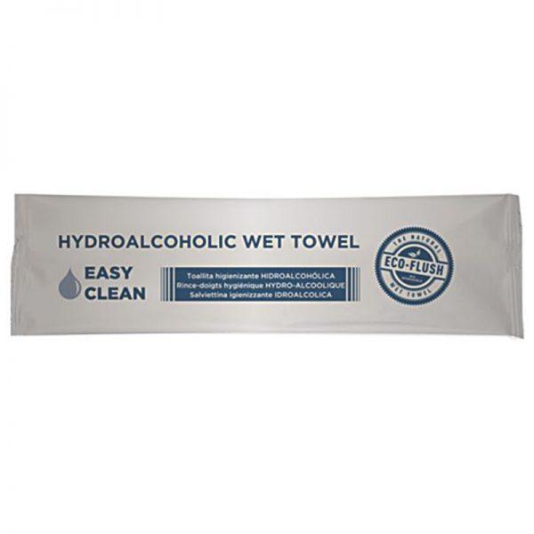 Carton de 600 Lingettes mains et surfaces hydroalcoolique biodégradable