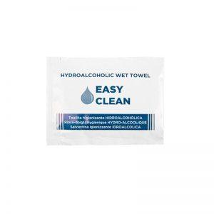Carton de 1500 Rince doigts hydroalcoolique 6x8cm biodégradable