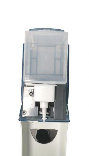 distributeur gel