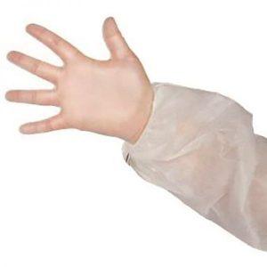 gants vinyle poudré HQ