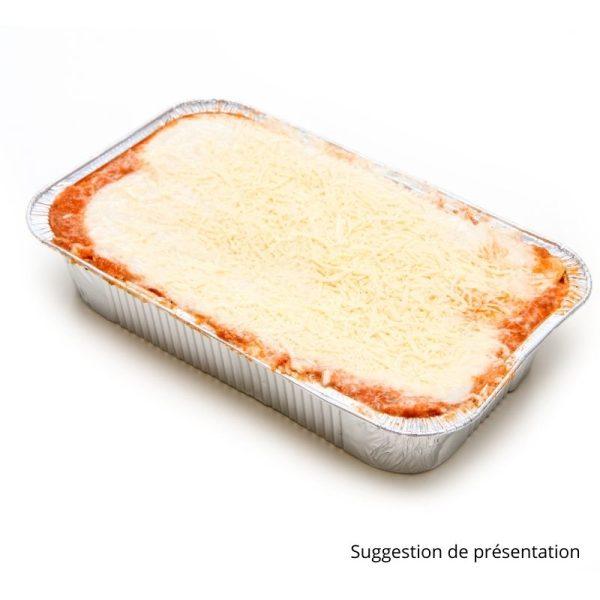 barquette lasagne
